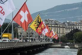 geneve-drapeaux